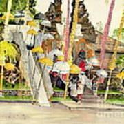 Festival Hindu Ceremony Poster