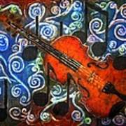 Fiddle - Violin Poster