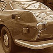 Fifties Volvo I I Poster