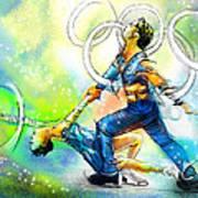 Figure Skating 01 Poster