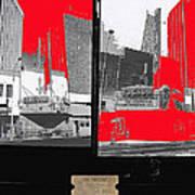 Film Homage Collage Fox Tucson Closed Last Bill  Original Ticket Stub 1984-1974-2012                 Poster