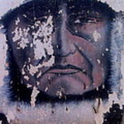 Film Homage  Iron Eyes Cody The Big Trail 1930 Crying Indian Black Canyon Arizona 2004-2008  Poster