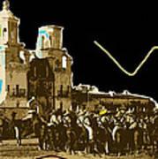 Film Homage Rouben Mamoulian  Ida Lupino  The Gay Desperado 2 1936 San Xavier Tucson Poster