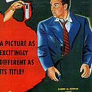 Film Noir Edmund O'brien D.o.a. 1949 Poster Color Added 2008 Poster