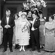 Film Still: By Golly, 1920 Poster