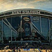 Finals Madness 2014 At Att Stadium Poster