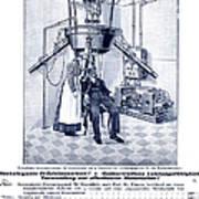 Finsen Apparatus, C1905 Poster