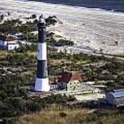 Fire Island Lighthouse 2  4389 Poster