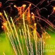 Firefly Fireworks Poster