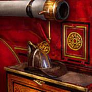 Firemen - An Elegant Job  Poster