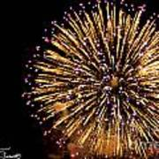 Fireworks 2014  10 Poster