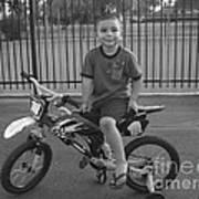 First Bike Poster