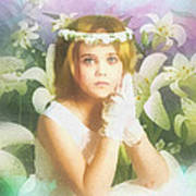 First Communion Poster