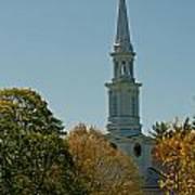 First Parish - Lexington Poster