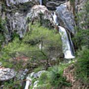 Fish Canyon Falls Poster