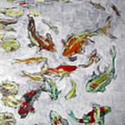 Fish Pond V2 Poster