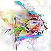 fish XXIV - marucii Poster