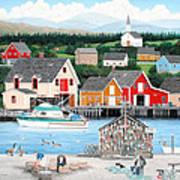 Fisherman's Cove Poster