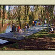 Fishing Contest - Easton Waterfowl Festival Poster