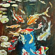 Fishpond Poster