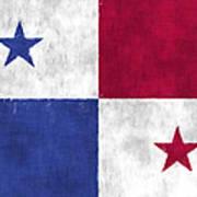 Flag Of Panama Poster
