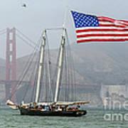 Flag Ship Poster