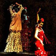 Flamenco Series #6 Poster