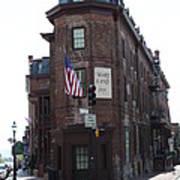 Flat Iron Annapolis - Maryland Inn Poster