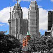 Flatiron Building Toronto 2c Poster