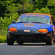 Flatout 90 Mazda Poster
