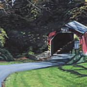 Fleisher's Bridge Poster