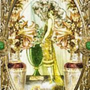 Fleurdelys Poster