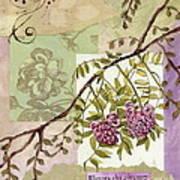 Fleurs Du Champ Poster by Tamyra Crossley