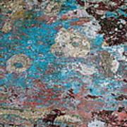 Floor Art Poster