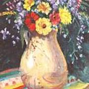 Floral 15 Poster