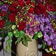 Floral Decor Poster