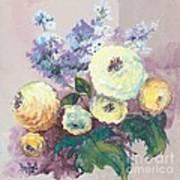 Floral I Poster