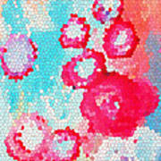 Floral IIi Poster by Patricia Awapara