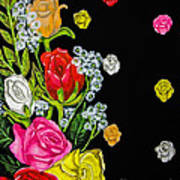 Floral Rhapsody Pt.4 Poster