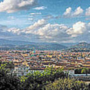 Florence Panorama Poster