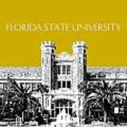 Florida State University - Gold Poster