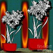Flower Bowl 2 Poster