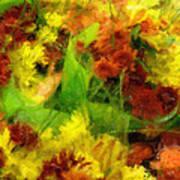 Flower Carnival Poster