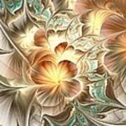 Flower Daze Poster