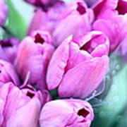 Flower Mart Poster