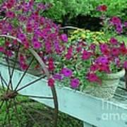 Flower Pot 2 Poster