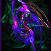 Flower Tango  Poster