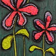 Flowers For Sydney Poster
