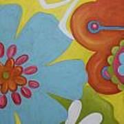 Flowers I Poster