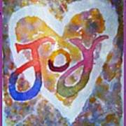 Fluid Joy Poster
